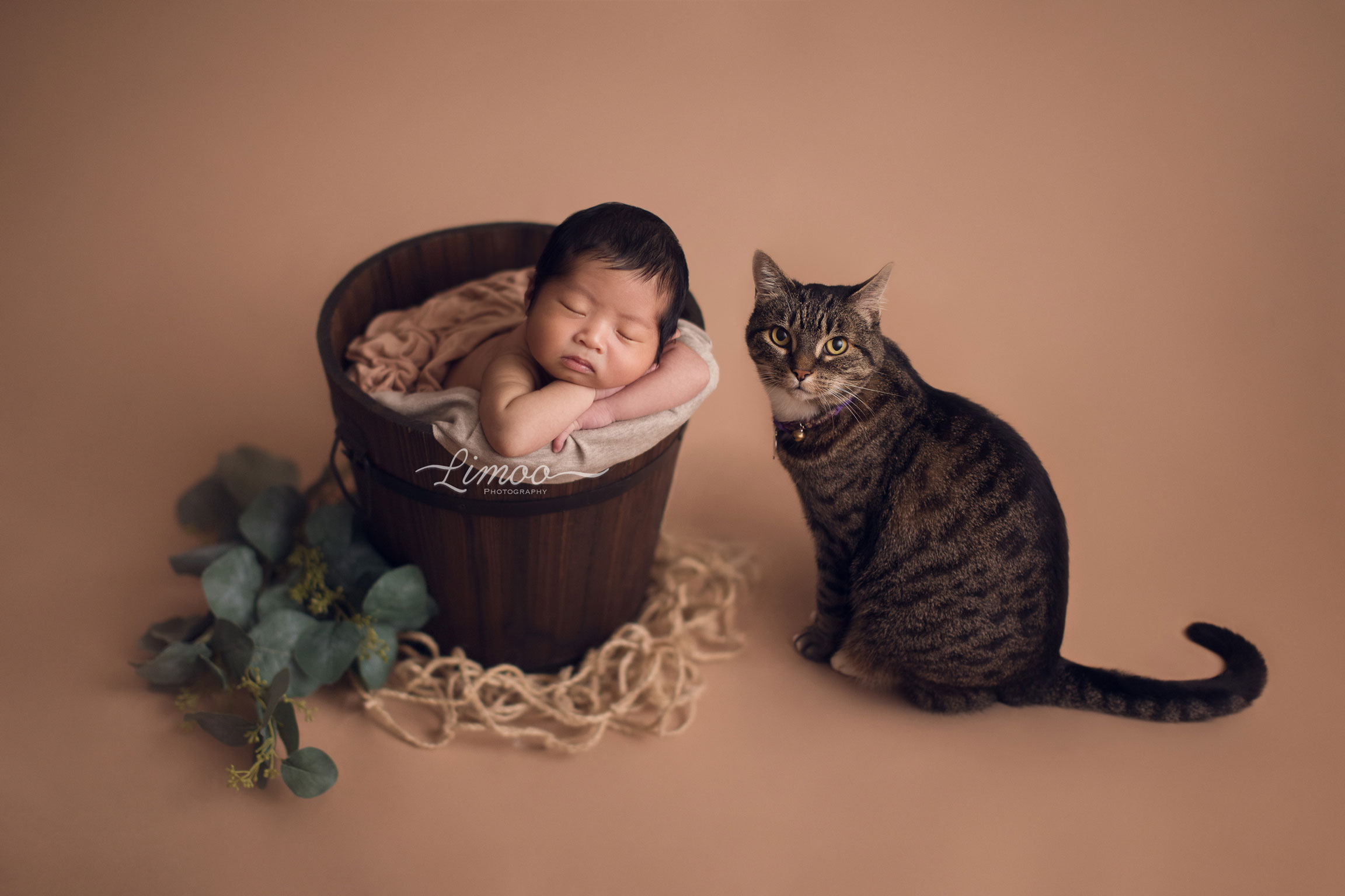 Newborn Photography San Jose – Baby J