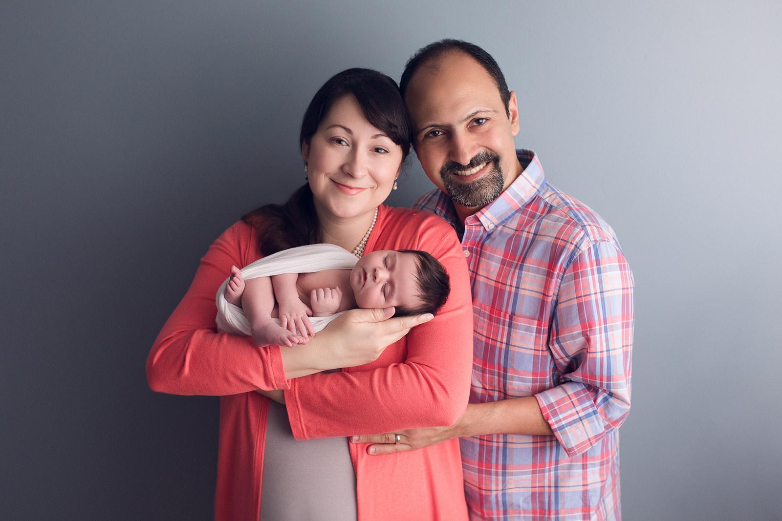 Newborn Photography SanJose Bay Area family photo